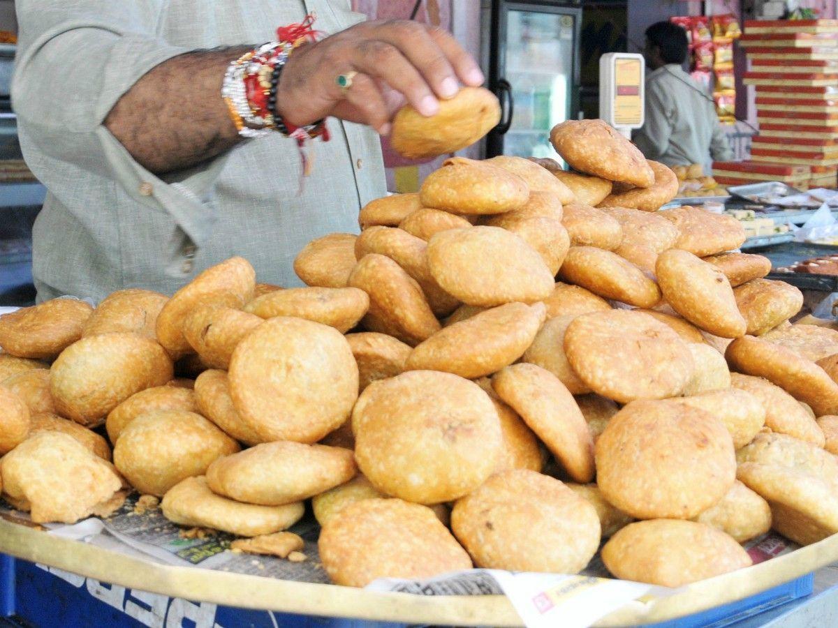 Image result for aligarh kachori