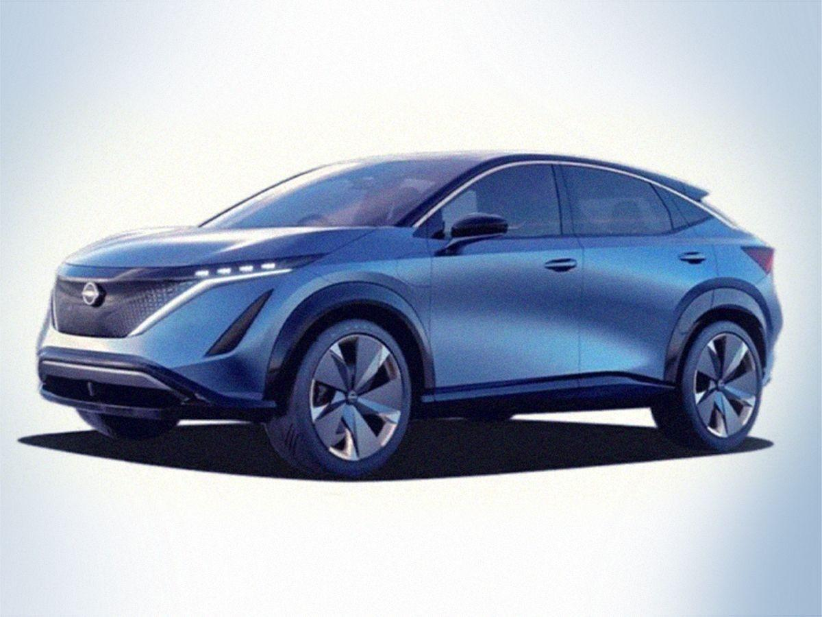 Nissan Ariya Electric Suv To Debut In Tokyo Motor Show