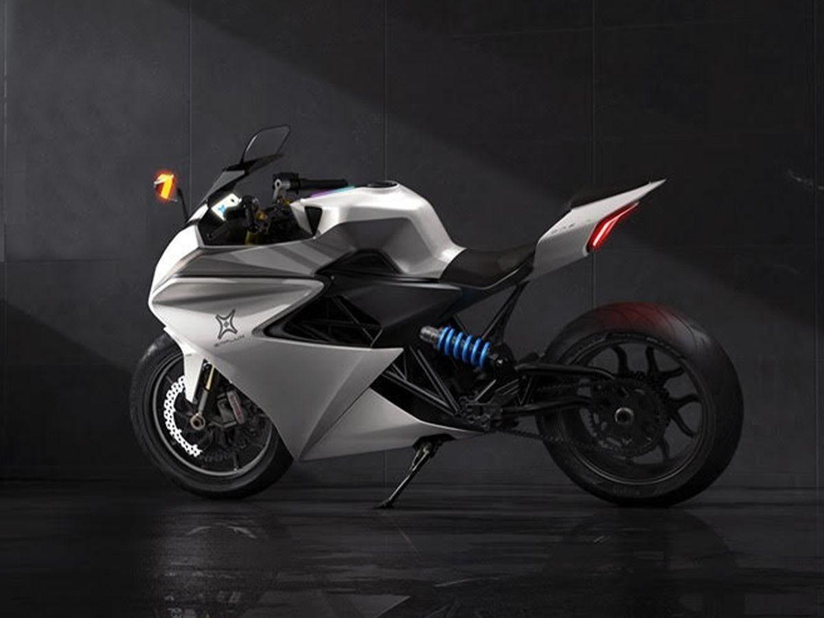 electric sportsbike