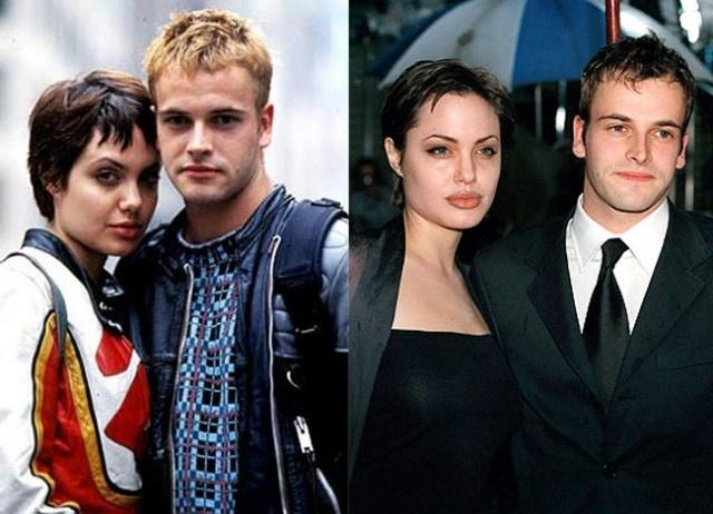 Angelina Jolie's Top 4 Lovers