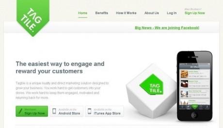 Facebook acquires Tagtile