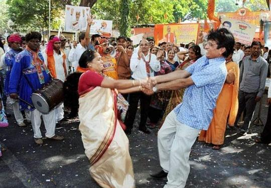 Gujarat Election Results [LIVE]: It's Modi All the Way