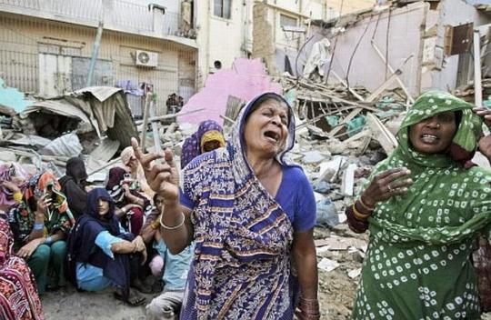 Hindu Temple Demolished in Pakistan