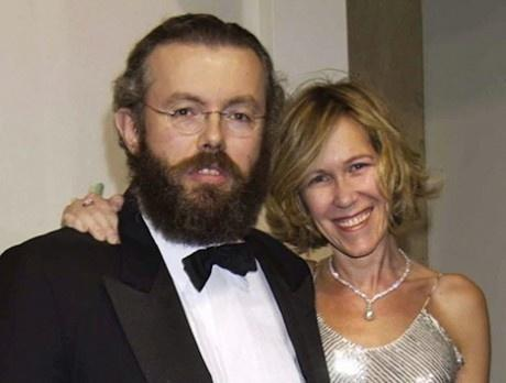 British billionaire 'lived with wife's body'