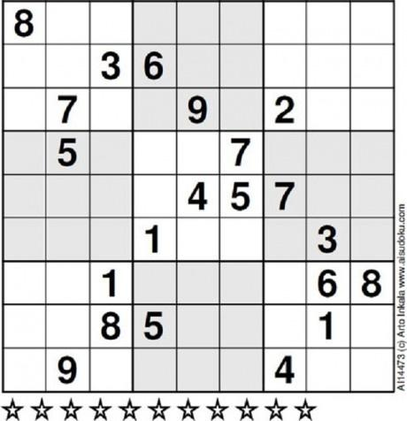 World's hardest Sudoku: Up for the challenge?