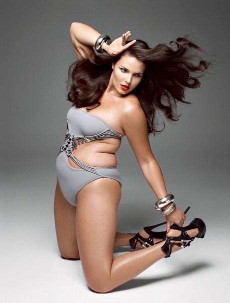 nude Plus size spanish women