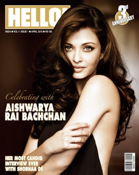 Aishwarya Rai Nude Photo Shoot
