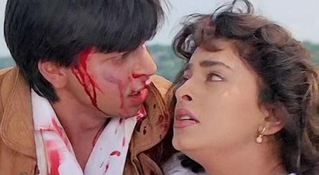 SRK in Darr