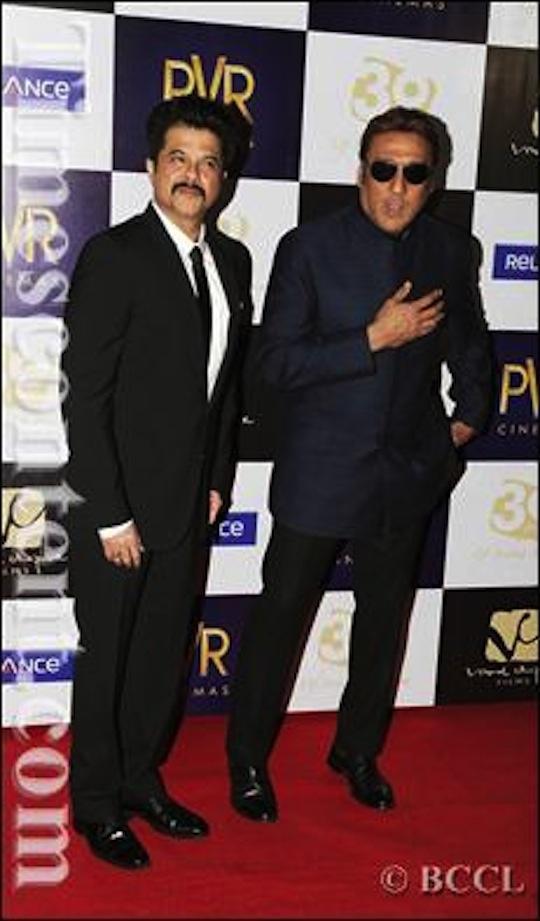 Anil Kapoor, Jackie Shroff