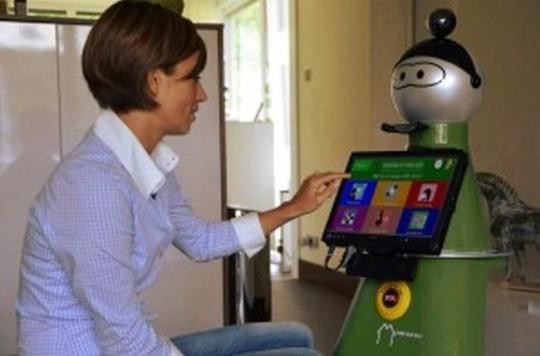 Now, a Robot Companion for Your Grandma