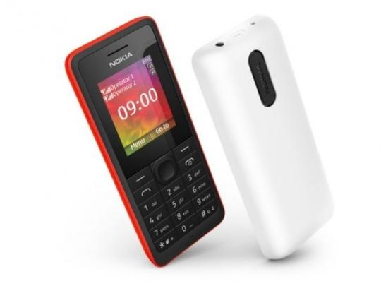 Nokia 106 and 107