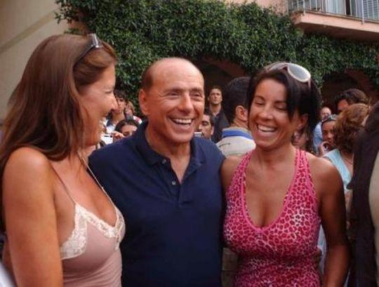 Berlusconi 'Hosted Prostitution Parties'!