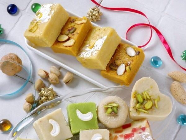 Healthy Indian Sweets Healthy Living