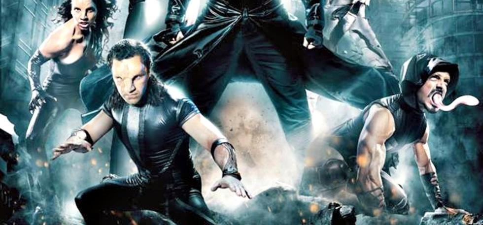 Review Krrish 3
