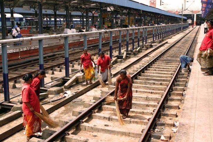 Rail cleanup