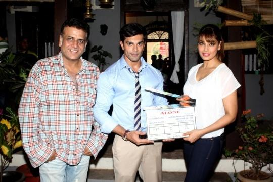 Bhushan Patel, Karan Singh Grover and Bipasha Basu