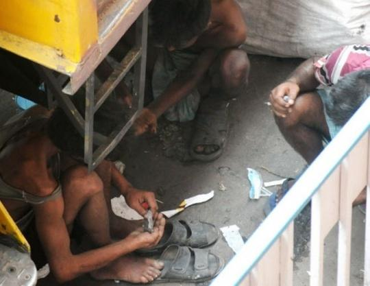 India Drug Problem