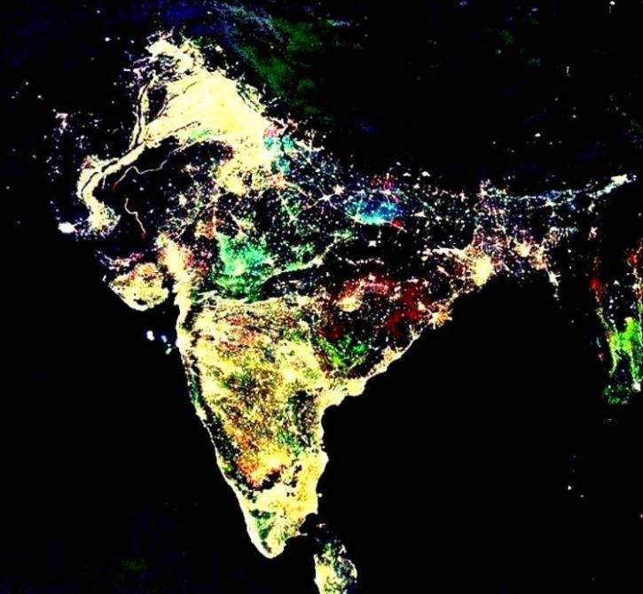 India on Diwali
