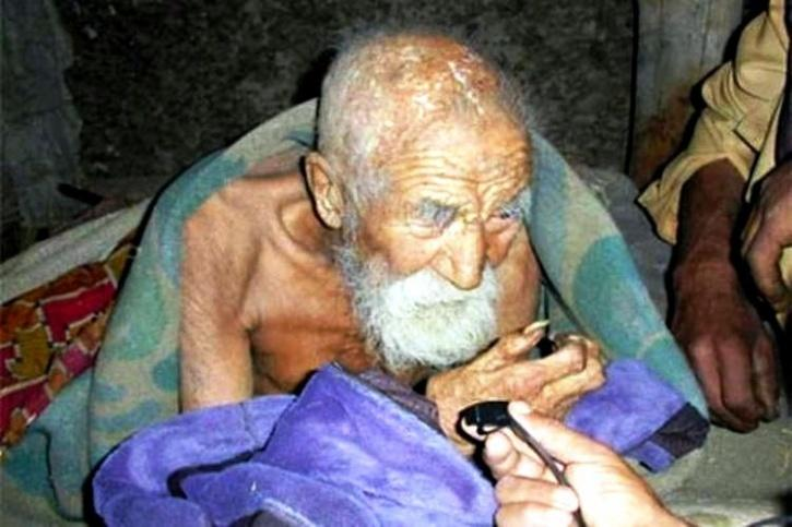Oldest man in the world
