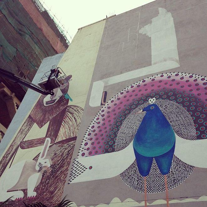 Mumbai Street Art