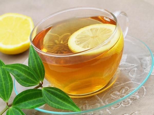 Switch To Lemon Tea For Weight Loss