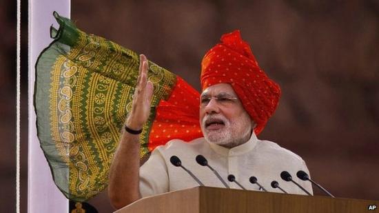 Modi 15 August