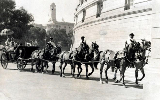 Carriage Driven President