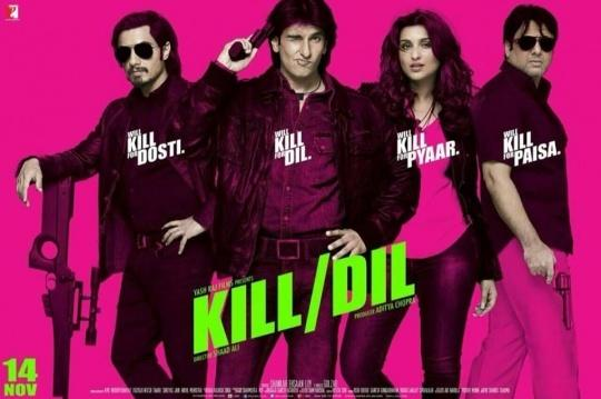 Image result for kill dil