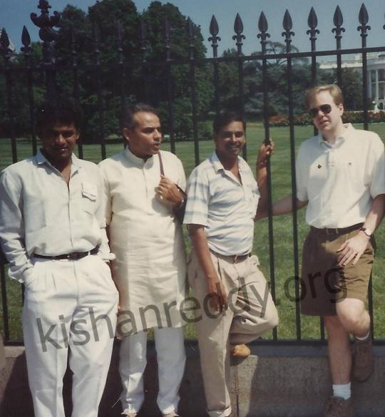 Narendra Modi in USA in 1994