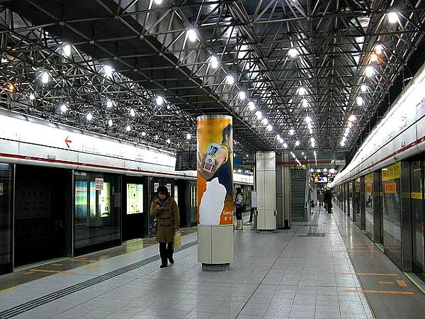 Caobao Road Subway Station