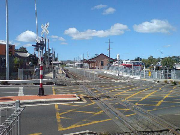 Glen Eden Railway Station
