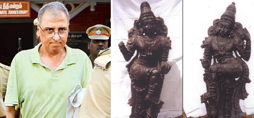 Subhash kapoor and stolen antiques