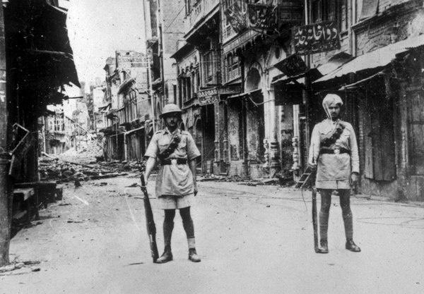 Jallianwala bagh cops