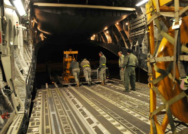 japan rescue c-17