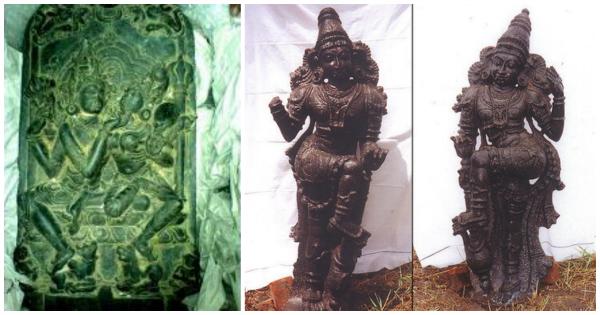 Stolen antiques from Subhash Kapoor's stash