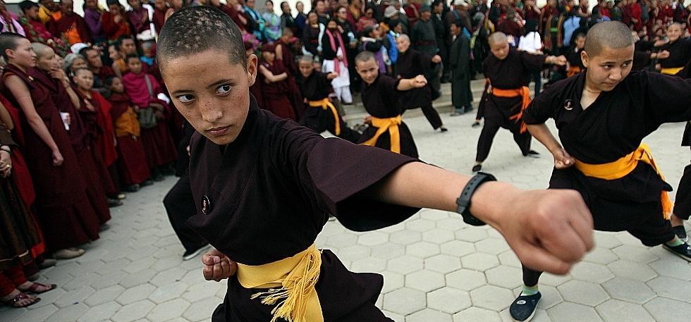 kung fu nun reuters