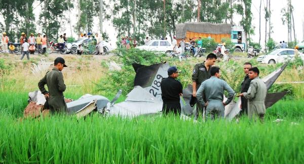 india iaf crash fighter jet
