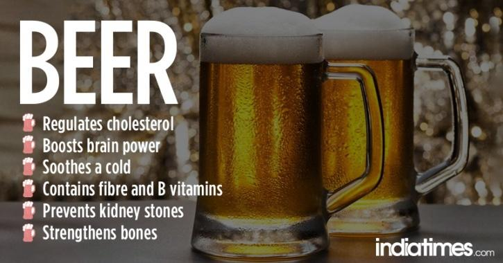 Cheers! Here Are 49 Ways In Which Alcohol Is Actually Good ...