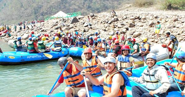 Rishikesh rafting trips