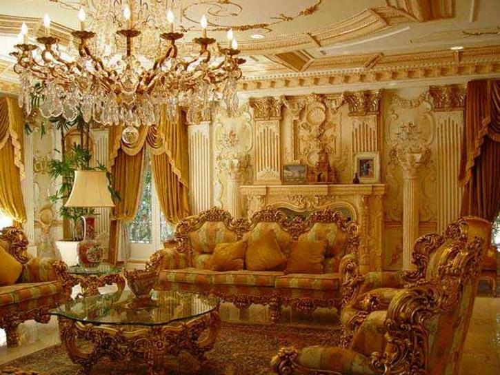 SRK's house