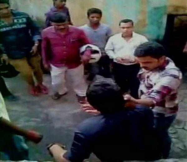 #IndiaShamed Muslim Boy Stripped And Beaten Up In Mangalore For Talking To  A Hindu Girl!