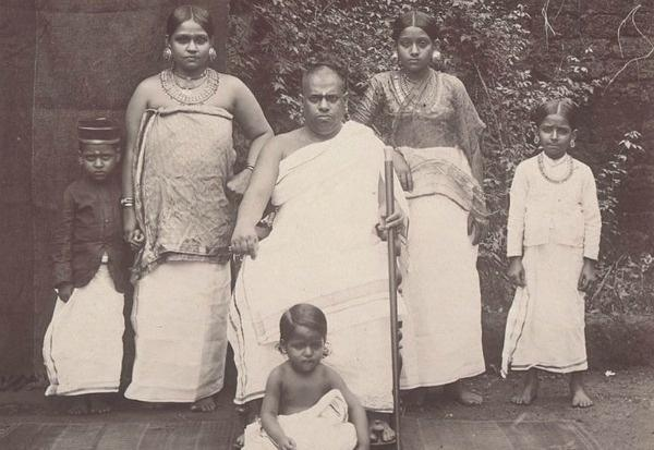 When women in Travancore weren