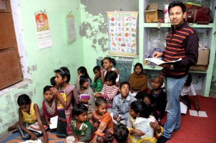 The IIM Rohtak Faculty Member Who Also Teaches Street Children