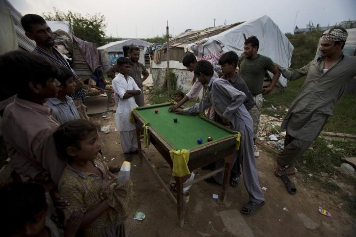 Nomad tribe Pakistan