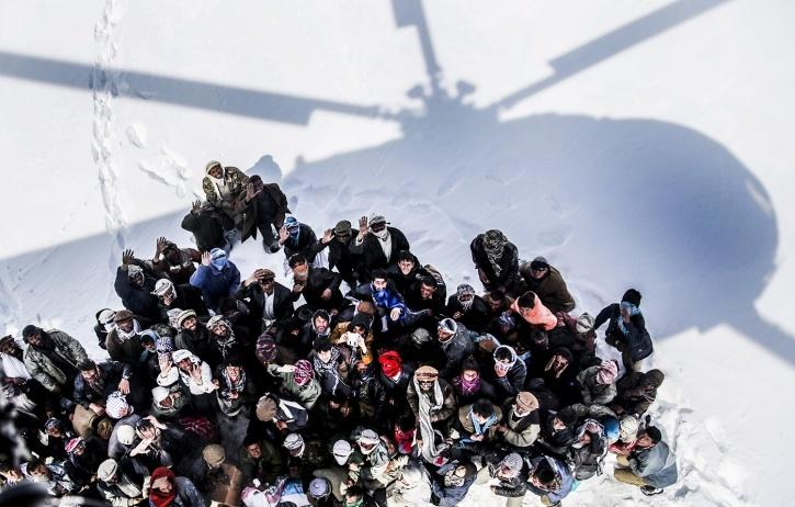 Avalanche survivors