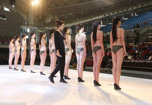china air hostesses bikini 4