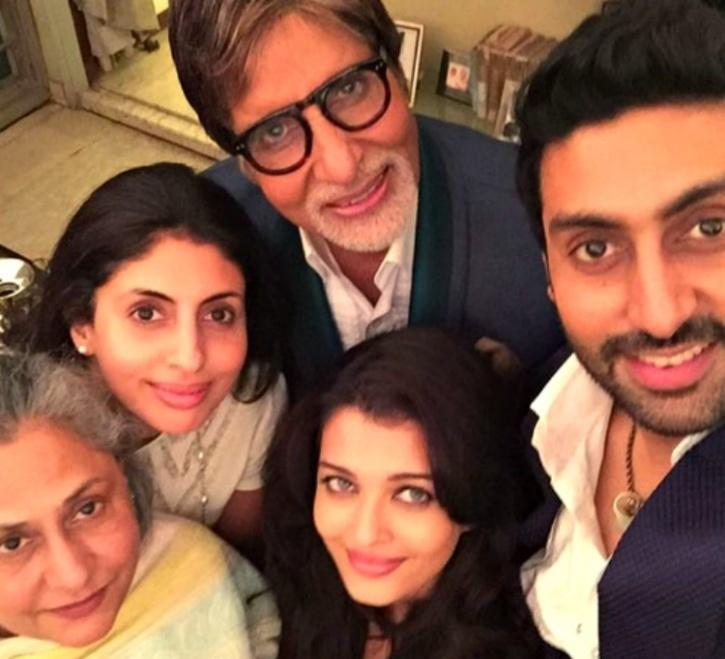 bachchan family pic