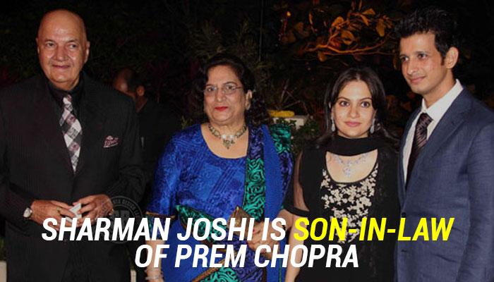Prem Chopra-Sharman