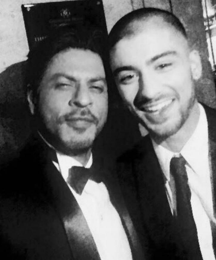 SRK-Zayn Malik