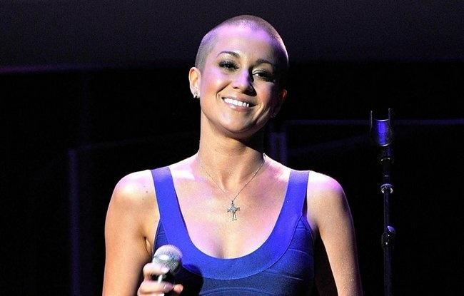 Hot chicks shaved heads apologise